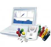 Cardiograph,  doppler,  encephalograph,  miograph,  rheograph,  Kashmir