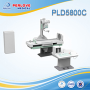 x-ray machine function and uses PLD5800C