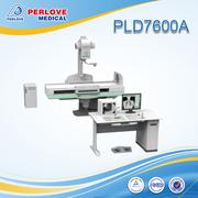 double tube x ray machine PLD7600A