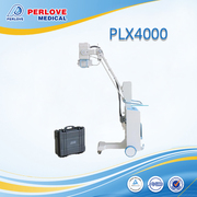 mobile radiographic x ray unit PLX4000