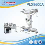 ceiling suspended DR machine PLX9600A