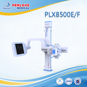 Easy operate portable x-ray machine PLX8500E/F