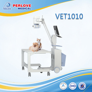 x-ray machine portable VET 1010