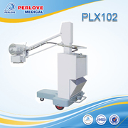 Portable digital x-ray machine prices PLX102