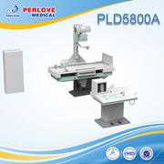 cheap fluoroscopy x ray machine mobile PLD5800A
