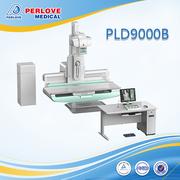 HF stationary digital X ray equipment PLD9000B