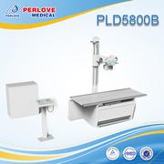 X Ray Machine for Medical Fluoroscopy PLD5800B