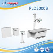 x-ray equipment manufacturer PLD5000B