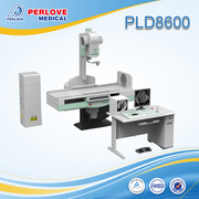 radiographic x ray unit with ce PLD8600