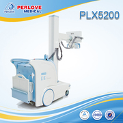 direct radiography mobile x-ray machine PLX5200