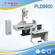 Medical diagnostic X-ray unit PLD8600