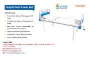 Hospital bed Manufacturer in UP