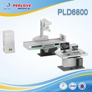 first digital x ray machine PLD6800