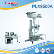 Radiography System CEILING SUSPENDED TYPE PLX9500A