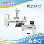 digital fluoroscopy x ray machine PLD8800