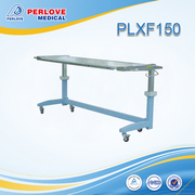 Table for mobile x ray equipment PLXF150