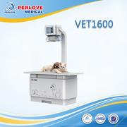 veterinary digital x-ray equipment VET1600