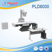 high frequency easy operate x ray machine PLD8000