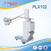 HF Mobile Digital Radiography System PLX102