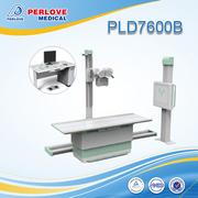cheap digital X ray radiography system PLD7600B