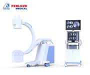 fluoscopy & radiography c arm x ray machine price PLX112