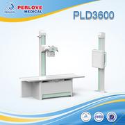 HF digital x ray machine for fluoroscope PLD3600