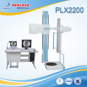 Cost Effective Digital X-ray Radiography PLX2200