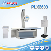 digital chest x ray machine with bed PLX6500