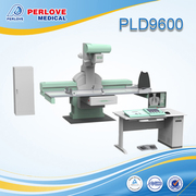 high frequency easy operate x ray machine PLD9600