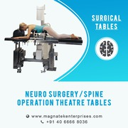 Operation Theatre Tables | Operating Room Lights | Magnatek Enterprise