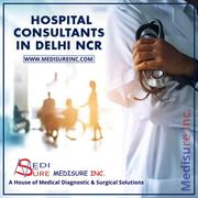 Hospital Consultants In Delhi | Turn Key Hospital Projects