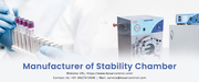 Stability Chamber  Pharmaceutical Equipment  Kesar Control Systems